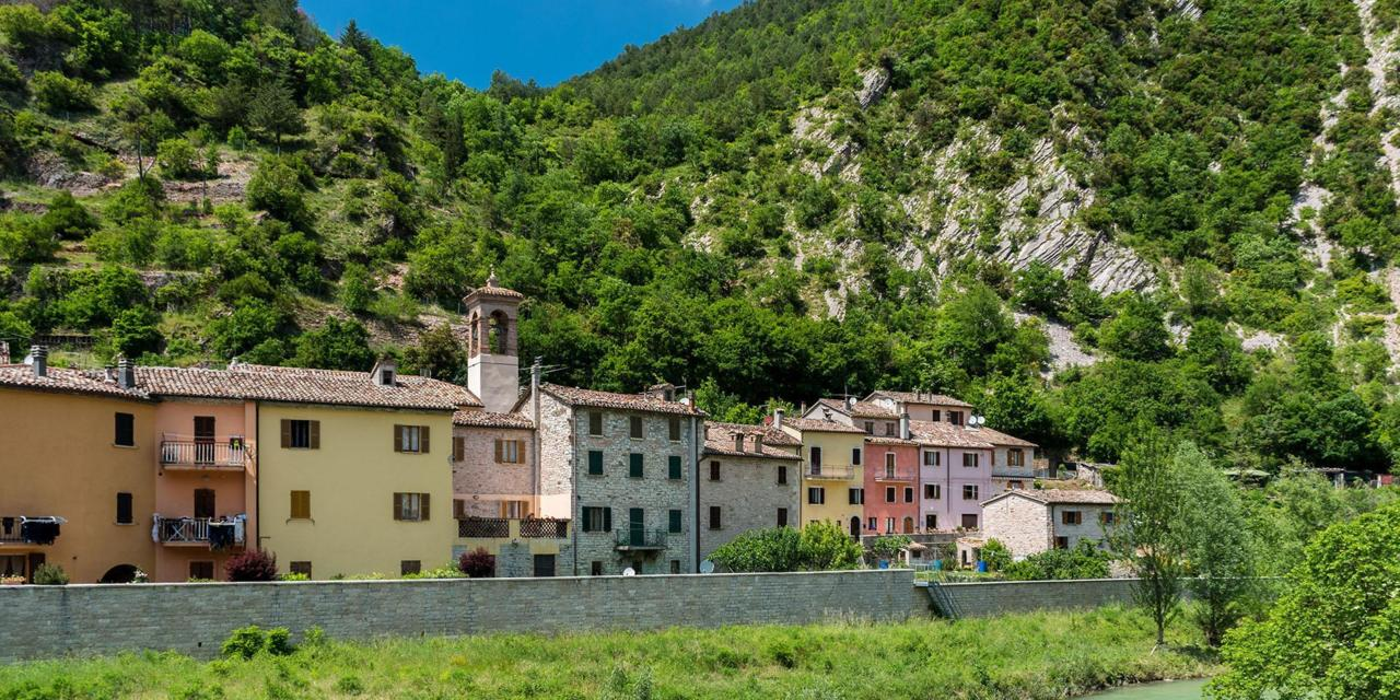 The Italian village that celebrates ugliness