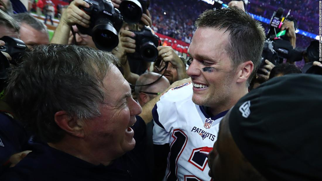 Can anyone stop Tom Brady and the New England Patriots? Ex-NFL star Coy Wire previews the season