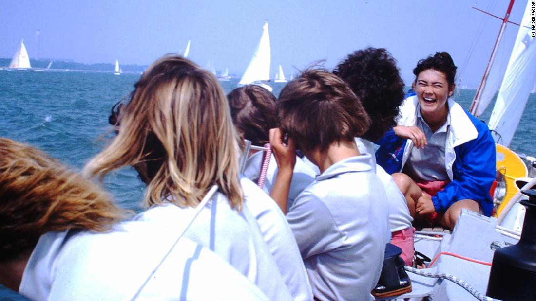 How sailing can offer vital lessons in leadership and teamwork