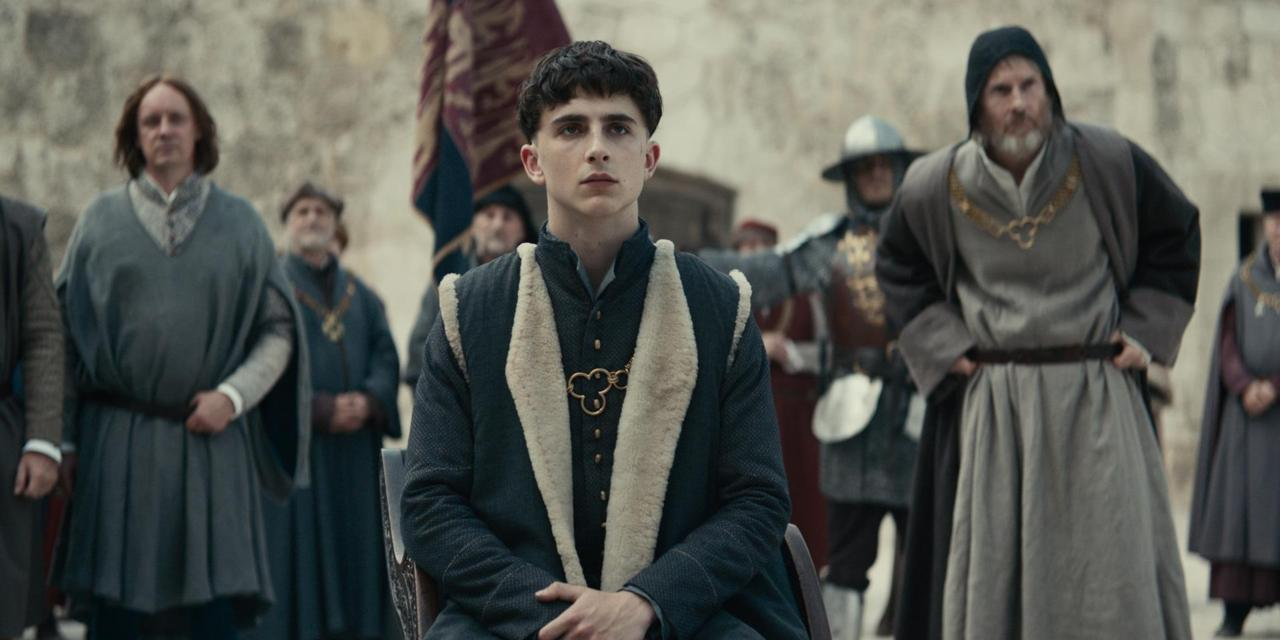 Venice Film Festival review: The King