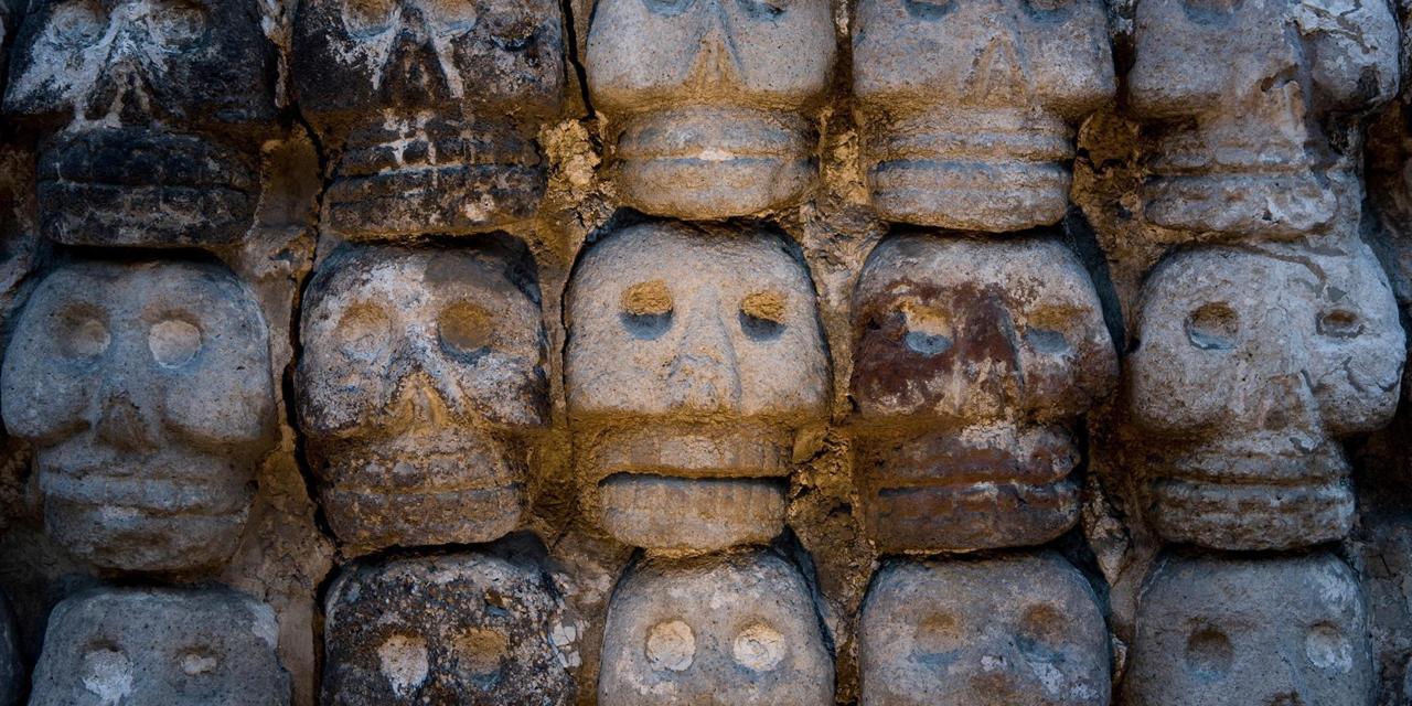 Mexico City's secret underground world