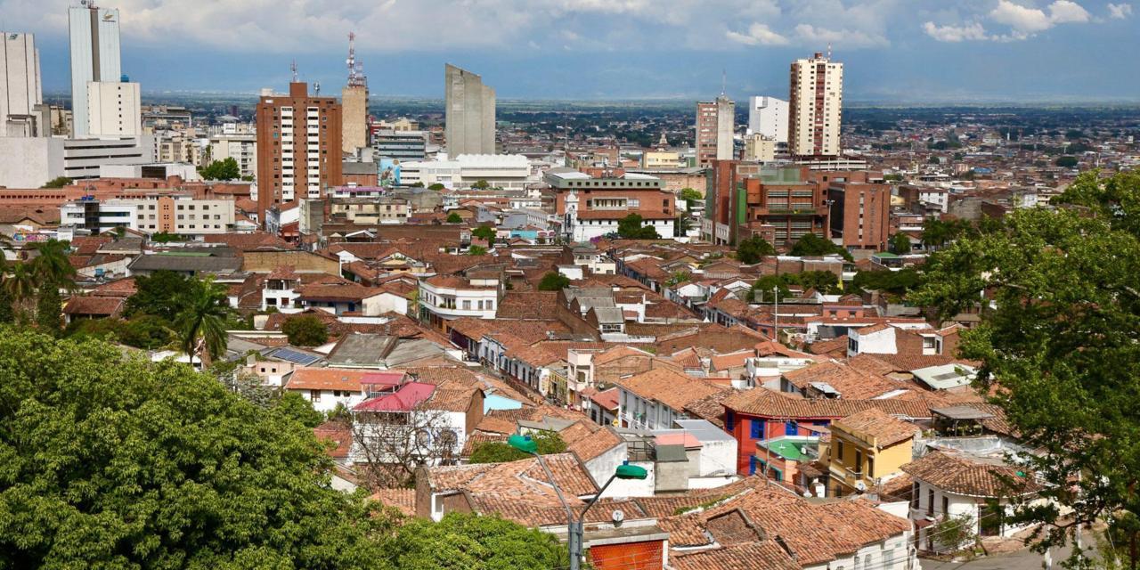 Colombia's buzzing comeback city