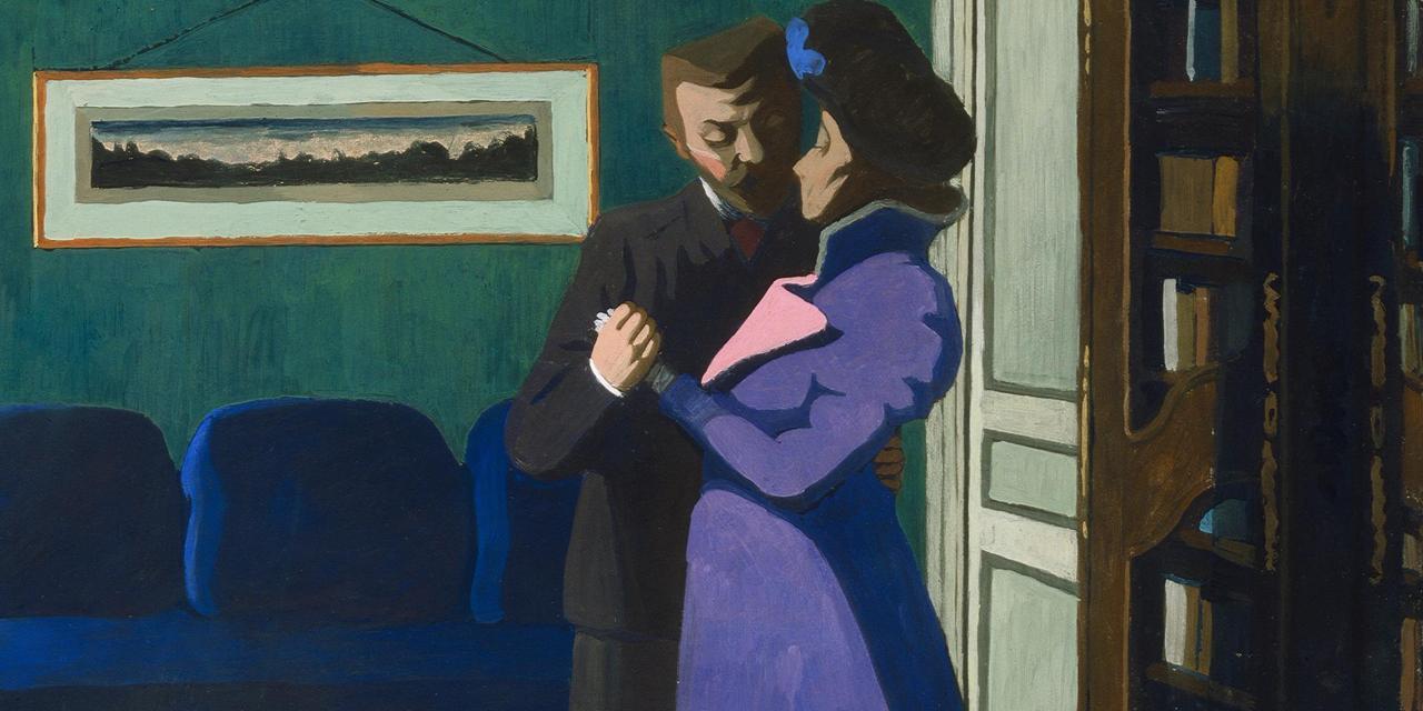 Félix Vallotton: A painter of disquiet and menace