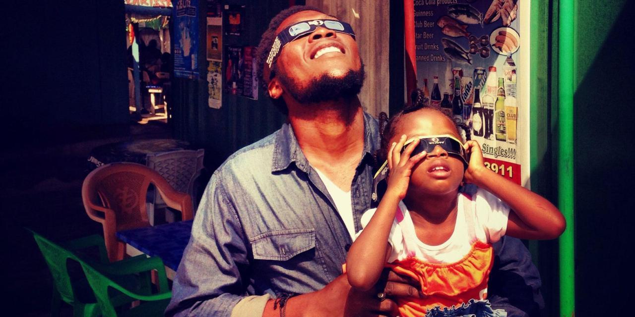 The Instagram photos reframing Africa