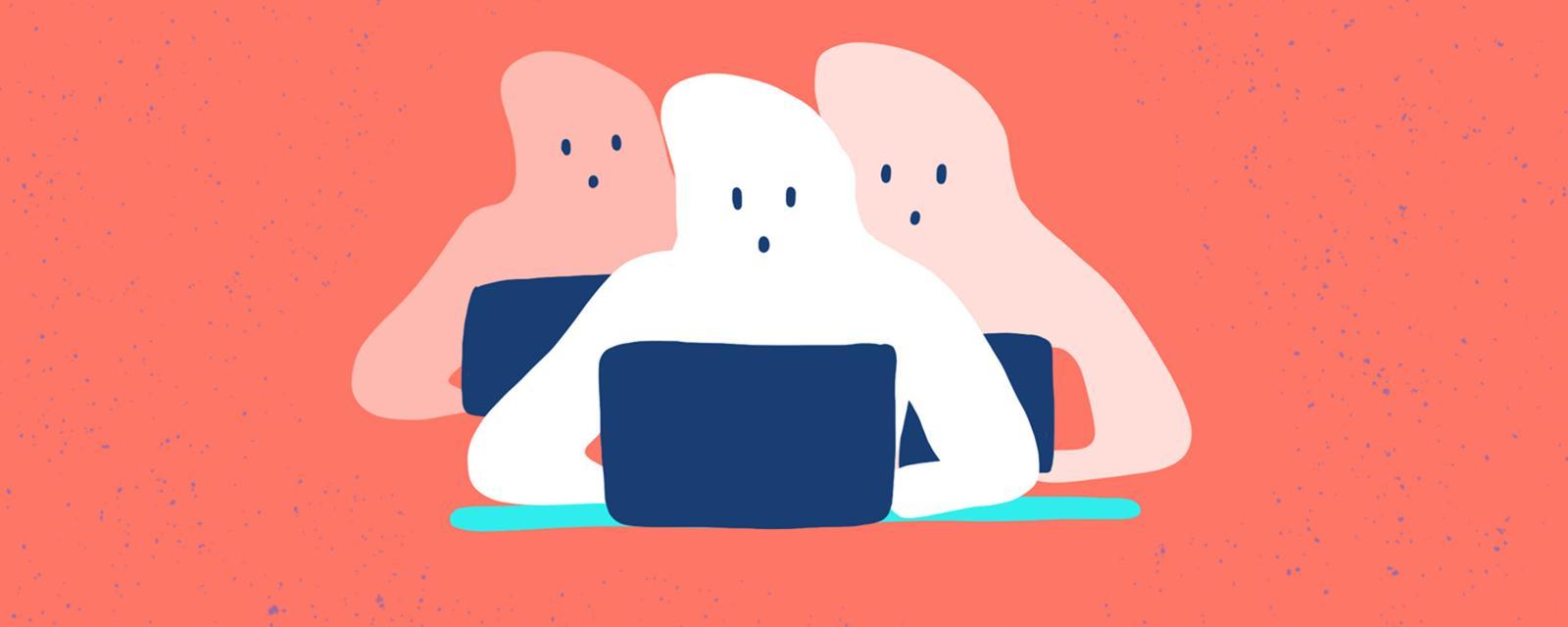 >The 'ghost work' powering tech magic