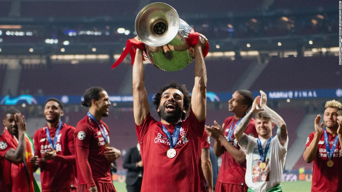 Mohamed Salah's message to Pep Guardiola: The Champions League is football's 'biggest competition'