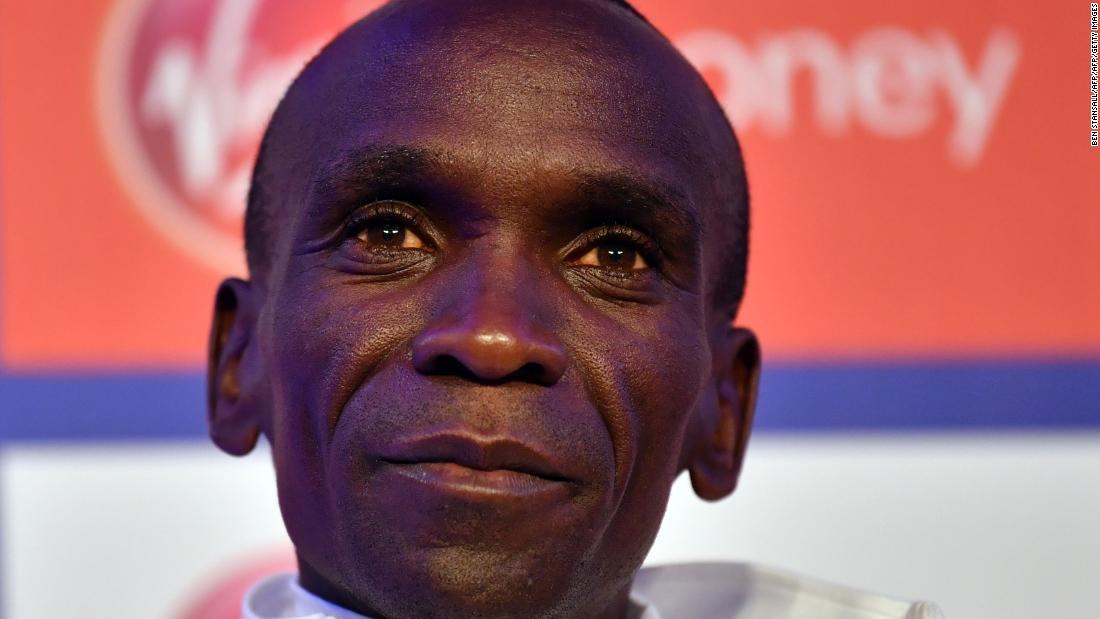 Eliud Kipchoge's sub-two-hour marathon quest 'contrived,' says leading sports scientist