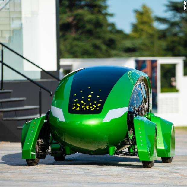 Kar-go is Europe's first road-worthy autonomous delivery vehicle