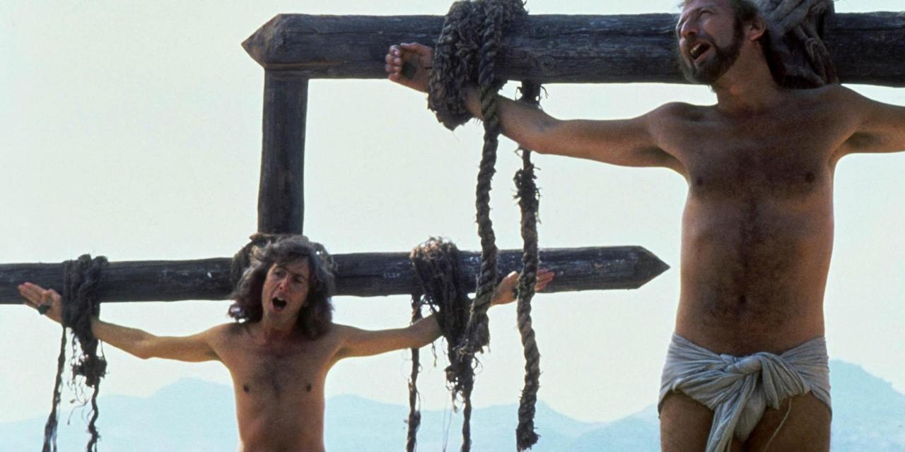 Life of Brian: The most blasphemous film ever?