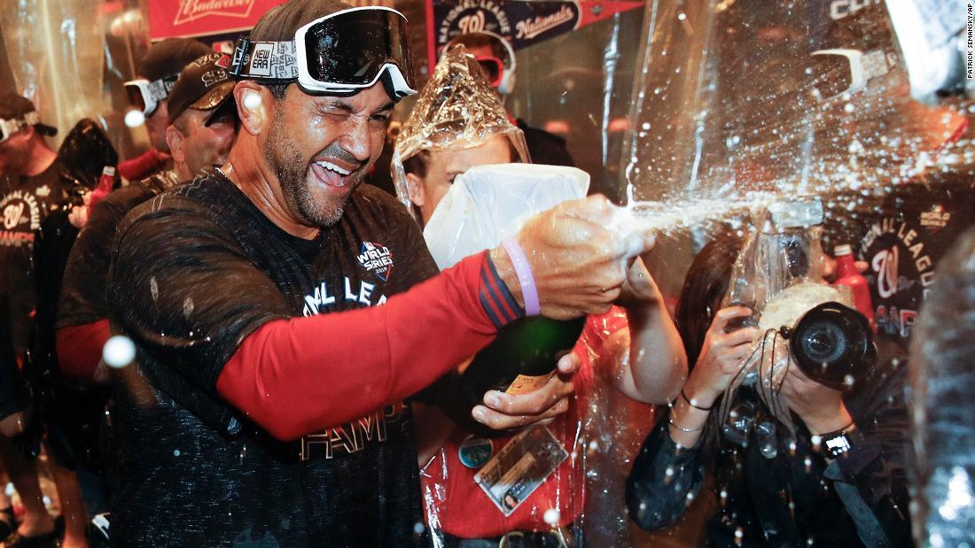 Washington Nationals beat St. Louis Cardinals, finally make it into the World Series