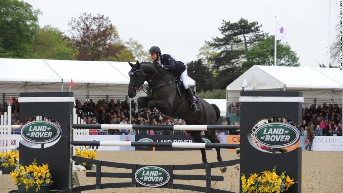 Ben Maher: One-man equestrian business empire