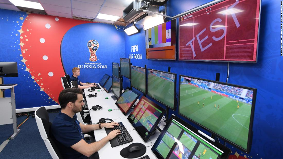 What is VAR? The Video Assistant Referee explained