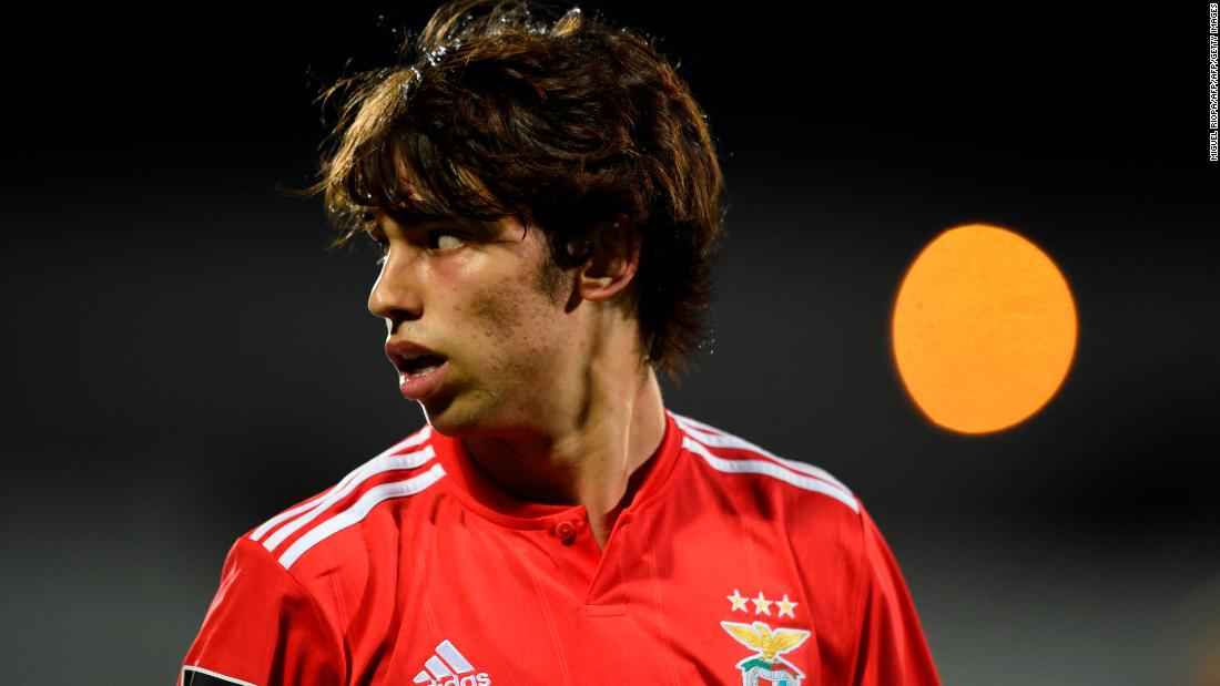 Joao Felix: Atletico Madrid signs teenager in fifth richest transfer