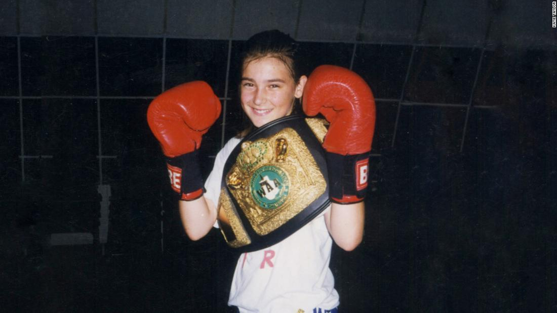 From fighting 'as a boy' to undisputed champion. How Katie Taylor boxed clever