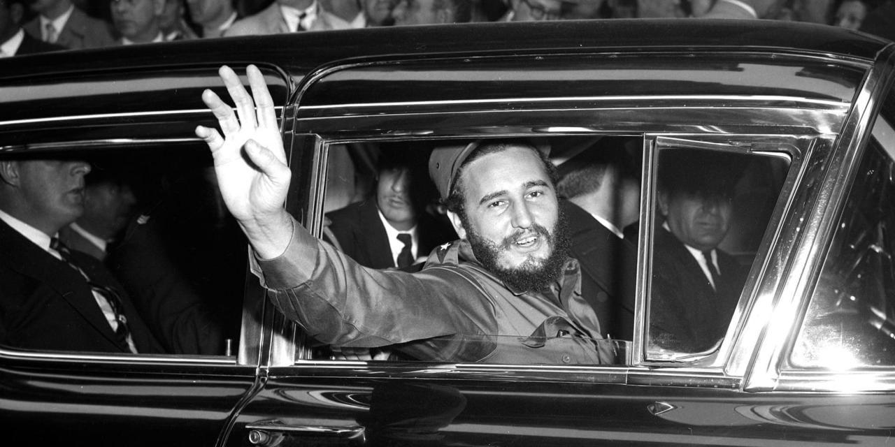 Fidel Castro's secret love affair with NYC