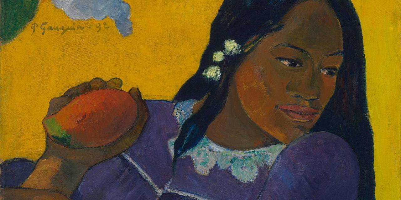 Gauguin's 'strange, beautiful and exploitative' portraits
