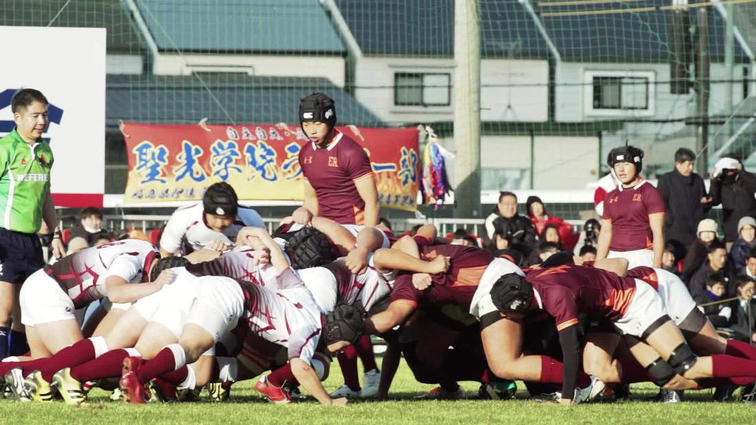 Japan, a day after Typhoon Hagibis, reaches first rugby World Cup quarterfinal