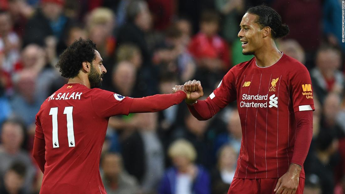 History repeats itself as Liverpool opens title campaign with easy win