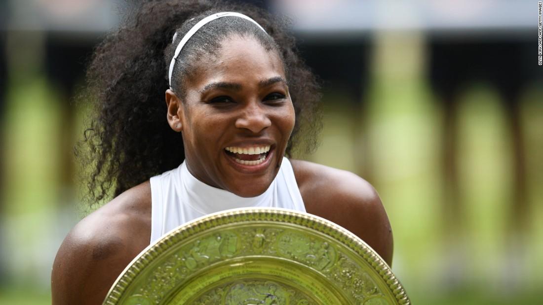 Serena must 'focus' to break records, says tennis great Billie Jean King