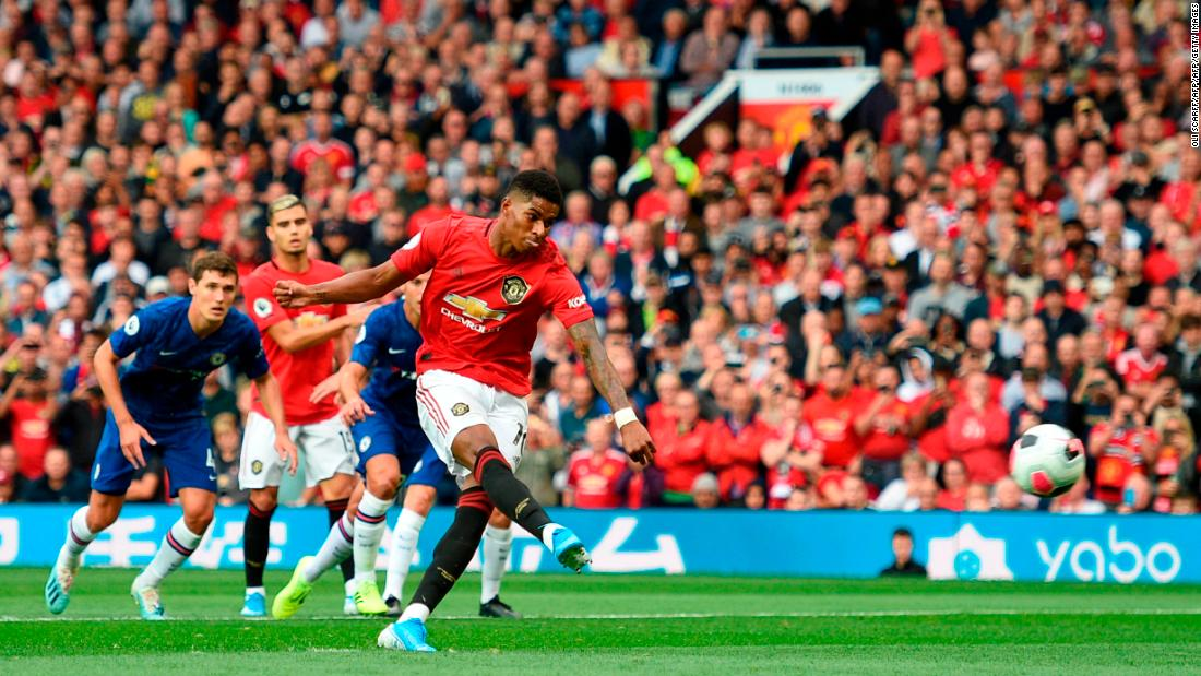 Chelsea humbled by Manchester United on Premier League opening weekend