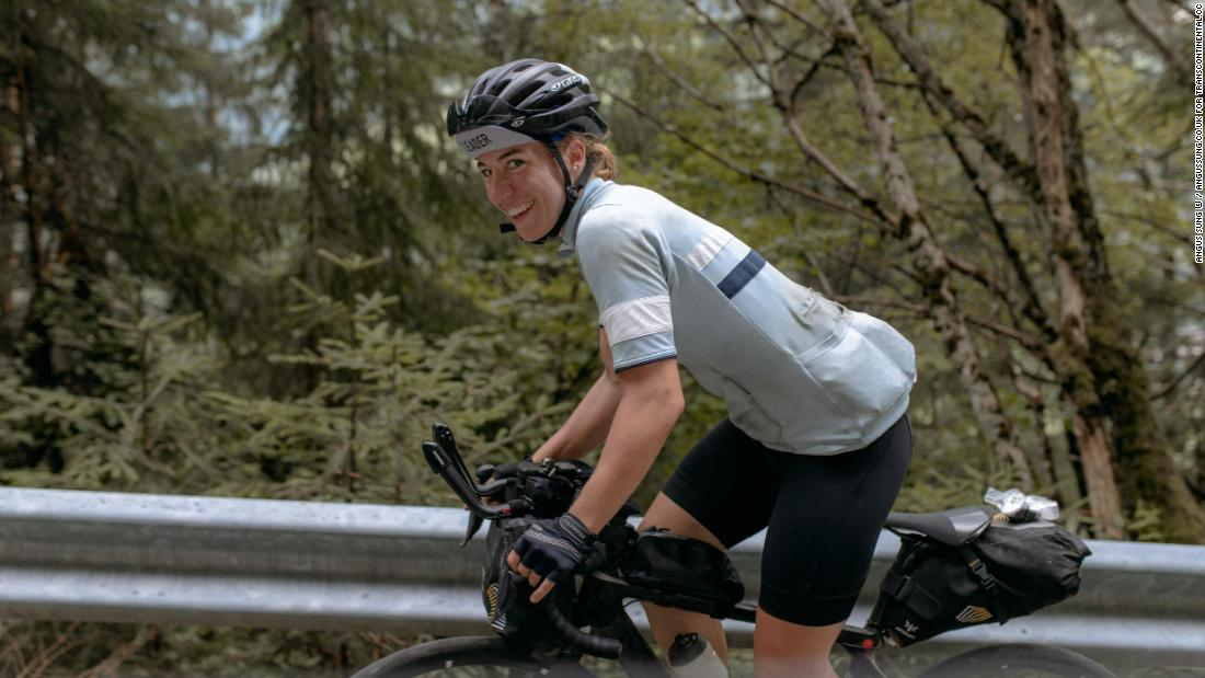 Fiona Kolbinger becomes first woman to win ultra-endurance Transcontinental Race