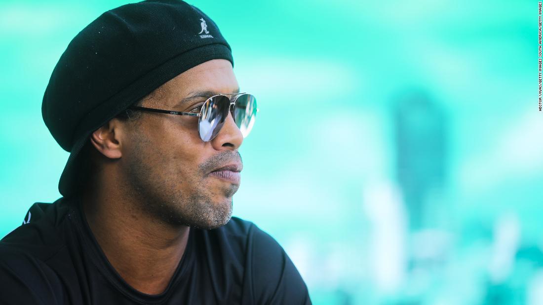 Teqball: What Ronaldinho did next