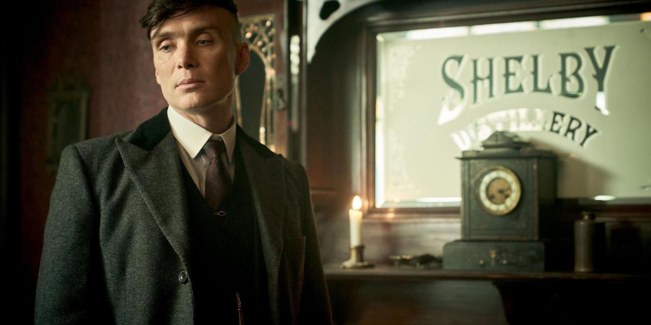 Is Peaky Blinders the most violent show on TV?