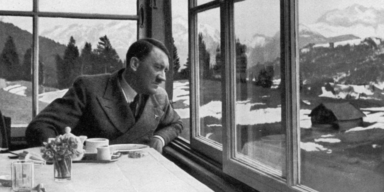 The women who tasted Hitler's food