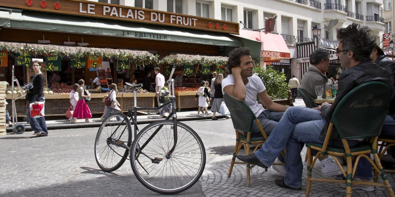 Why the French love to say no